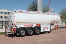 NURSAN BENZOVOZ fuel tank trail