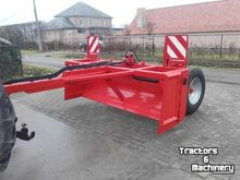 Kenco 3000 forage equipment