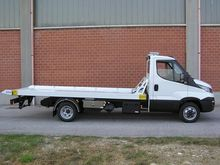 2015 IVECO DAILY 35C15 tow truc