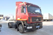 Used 2012 MAZ 5440A9