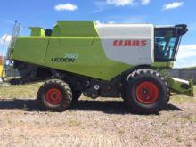 2011 CLAAS Lexion 760 (Vzhe v U
