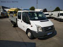 2008 FORD Transit flatbed truck