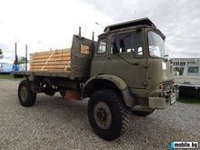 1990 ZIL 131 Bedford timber tru