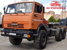 2011 KAMAZ 43118 tractor unit