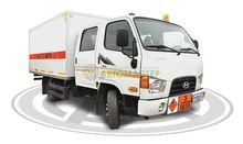 HYUNDAI HD-65 closed box truck