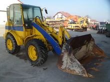 2001 KRAMER 308 wheel loader fo