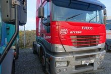 2006 Damaged IVECO STRALIS 4X2