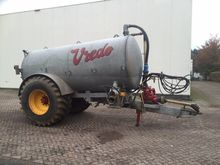 2012 VREDO MAJOR 2400 LGP liqui
