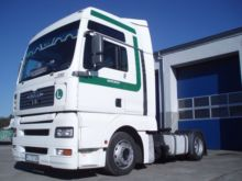 2006 MAN TGA 18.430 tractor uni