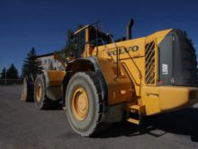 2008 VOLVO L350 wheel loader