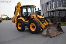 2009 JCB 4CX backhoe loader