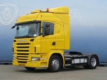 2009 SCANIA G320 tractor unit