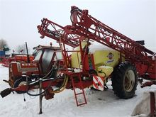 1998 HARDI Commander trailed sp