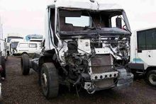 Damaged RENAULT PREMIUM 260 cha