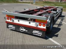 ANHÆNGER chassis trailer