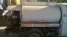 1989 ISUZU 1600 '89 tank truck