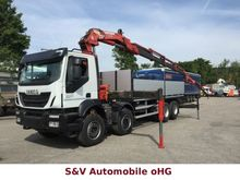 Used 2014 IVECO flat