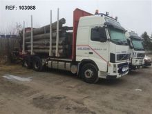 2003 VOLVO FH12.500 timber truc