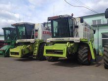 2002 CLAAS Lexion 480 harvester