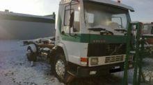 1990 VOLVO FL 7, trucks chassis