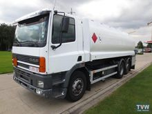 Used 2000 DAF fuel t