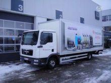 2011 MAN TGL 12.180, box trucks