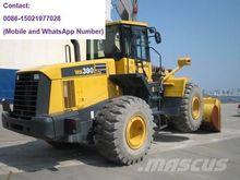 2009 KOMATSU WA380-5 wheel load