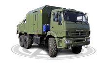 PARM s KMU IM 50 military truck