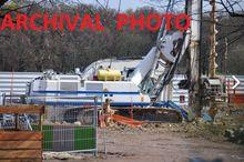 2005 SOILMEC R625 drilling rig