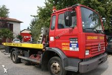 1989 RENAULT Gamme S tow truck