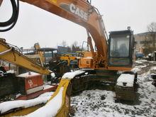 2003 CASE CX210, excavator trac