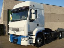 2006 RENAULT 440 DXI tractor un