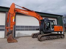 2011 HITACHI ZX280LC tracked ex