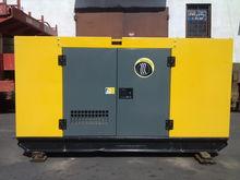 2017 Kawakenki 70KVA generator