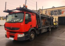 2007 RENAULT tow truck