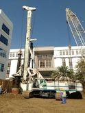 2000 SOILMEC R 825 drilling rig