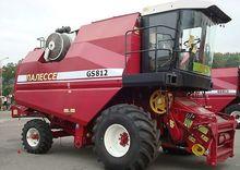 2013 GOMSELMASH KZS 812 combine