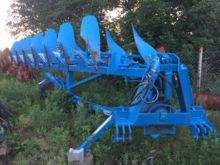 LEMKEN 7 reversible plough