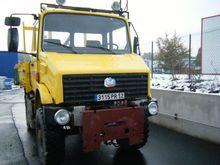 1997 THOMAS 1200 dump truck