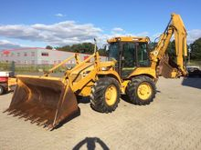 2002 Hydrema 906c backhoe loade