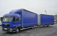 2012 MAN TGL 8.250 tilt truck +