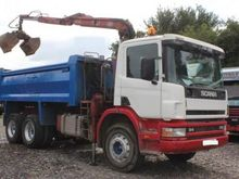 1998 SCANIA 94 C dump truck
