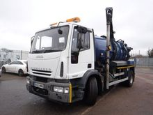 2005 IVECO EUROCARGO tank truck