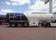 2016 NURSAN chemical tank