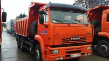 Used 2003 KAMAZ 6520