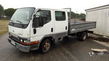 MITSUBISHI CANTER FB 631 closed