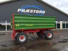 2013 4-HJULET 11 ton T-672/2 Ti