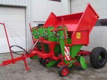 Kartoffellegemaschine 4 Reihen
