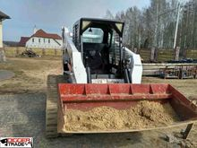 2009 BOBCAT T300 skid steer