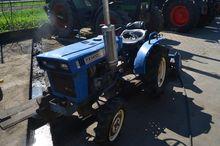 2000 ISEKI tx1410 wheel tractor
